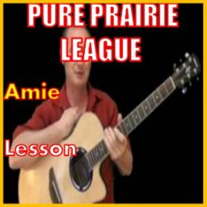 learn to play amie by pure prairie league