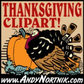 Thanksgiving Clipart | Photos and Images | Clip Art