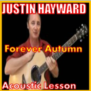 learn to play forever autumn by justin hayward