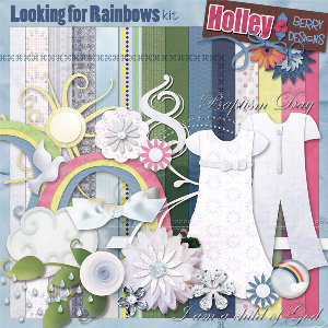looking for rainbows kit