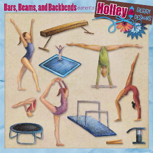 bars, beams, and backbends elements