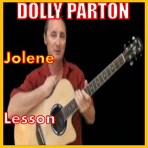 learn to play jolene by dolly parton