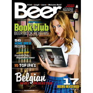 beer magazine #32 j/f 14