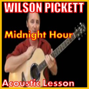 Learn to play Midnight Hour by Wilson Pickett | Movies and Videos | Educational