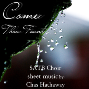 come thou fount for satb choir sheet music