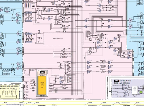 Third Additional product image for - Yamaha MG166cx MG166c USB Mixing Console Service Manual Download