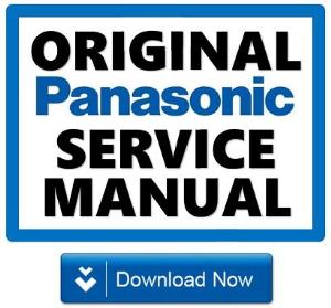 panasonic lumix dmc-fs4 digital camera service manual download