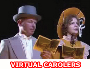 virtual carolers - uk