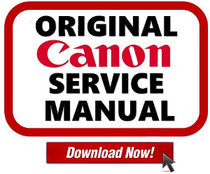 canon ipf610 imageprograf  service manual & repair guide