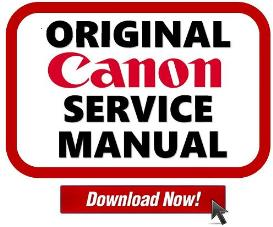canon pixma mp970  printer service manual download