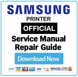 Samsung SCX-4521F Printer Service Manual Download | eBooks | Technical