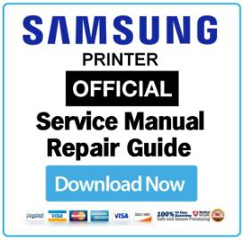 Samsung SPP-2040B Printer Service Manual Download | eBooks | Technical