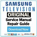 Samsung PN64E8000 PN64E8000GF Television Service Manual Download | eBooks | Technical