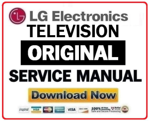 LG 42LN5400 ZA TV Service Manual Download | eBooks | Technical