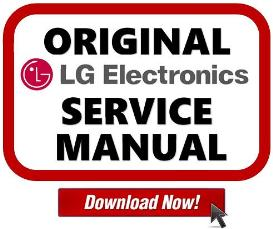 lg 60pm970t  tv service manual download