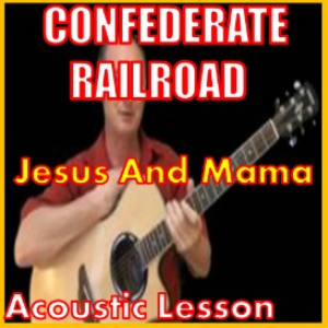 Learn to play Jesus And Mama by Cofededate Railroad | Movies and Videos | Educational