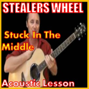 learn to play stuck in the middle by steelers wheel