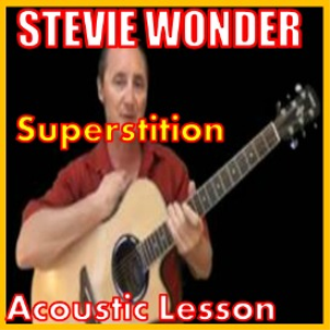 learn to play superstition by stevie wonder