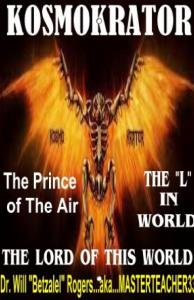 kosmokrator - the god of this world