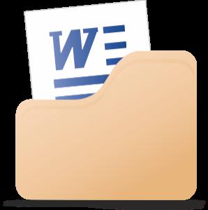 financial management folder