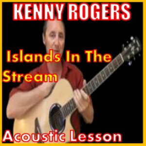 Learn to play Islands In The Stream by Kenny And Dolly | Movies and Videos | Educational