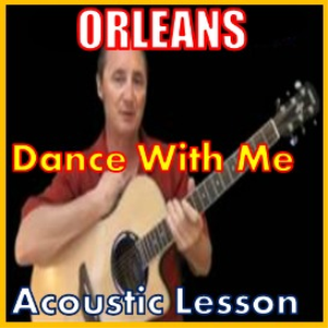 learn to play dance with me by orleans