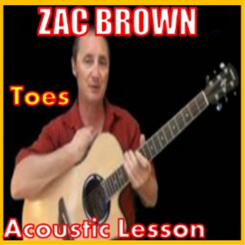 First Additional product image for - Learn to play Toes by Zac Brown Band