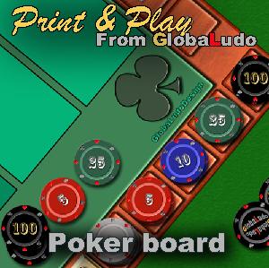 poker board