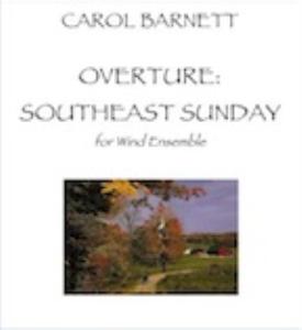 overture: southeast sunday - score (pdf)