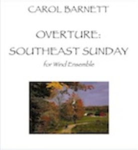 overture: southeast sunday - score and parts (pdf)