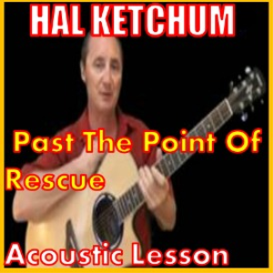 learn to play past the point of rescue by hal ketchum