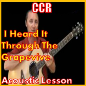 learn to play i heard it thru the grapevine by ccr