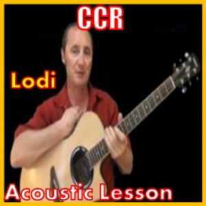 Learn to play Lodi by CCR   Movies and Videos   Educational