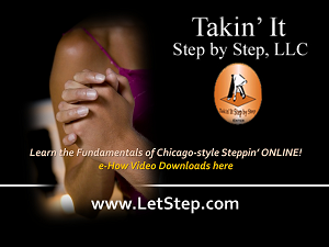 learn how to chicago step:  e-how video download - week 1