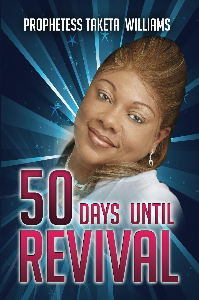 50 days until revival - ebook