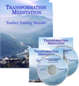 transformation meditation teacher training home-study course