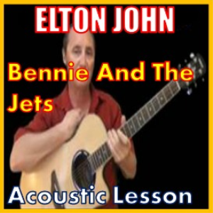learn to play bennie and the jets by elton john