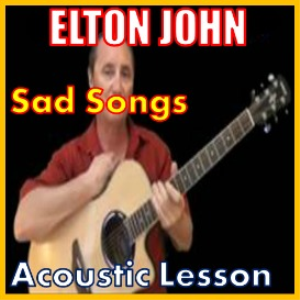 learn to play sad songs by elton john