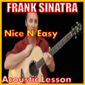learn to play nice and easy by frank sinatra