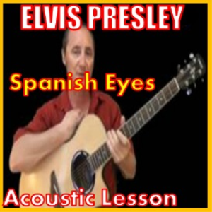 Learn to play Spanish Eyes by Elvis Presley   Movies and Videos   Educational