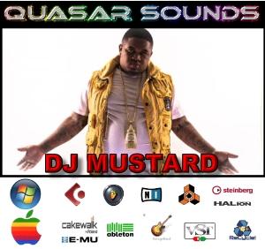 dj mustard   drum &  sound sample kit