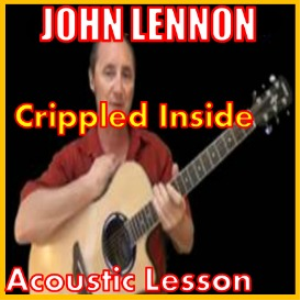 learn to play crippled inside by john lennon