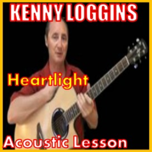 learn to play heartlight by kenny loggins