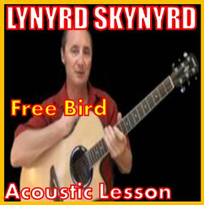 learn how to play freebird by lynyrd skynyrd