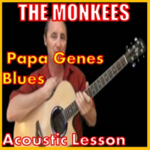 learn to play papa genes blues by the monkees