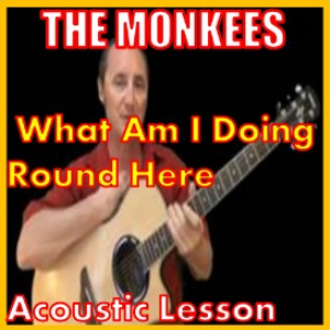 learn to play what am i doing hanging around by the monkees