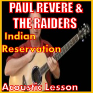 Learn to play Indian Reservation By The Raiders | Movies and Videos | Educational