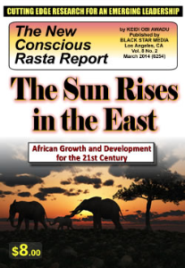 the sun rises in the east - pan african economic development