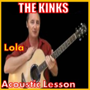 learn to play lola by the kinks