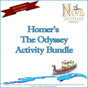 The Odyssey Activity Bundle | Documents and Forms | Presentations